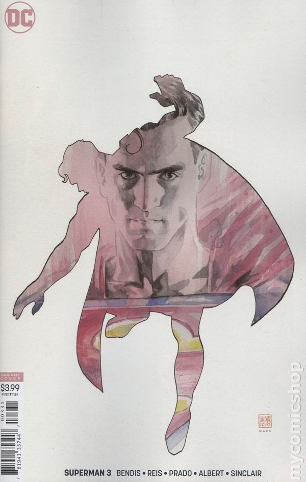 Superman (2018 5th Series) #3C