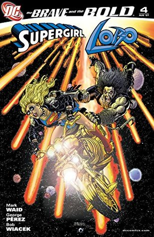 The Brave and the Bold (2007-) #4