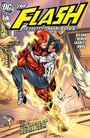 The Flash: The Fastest Man Alive (2006-) #4