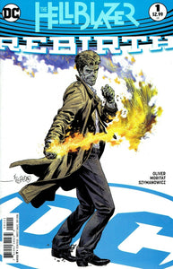 The Hellblazer #1 (Rebirth) (Variant Cover) 1