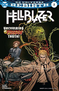 The Hellblazer #2 (Rebirth)