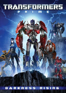 Transformers Prime: Darkness Rising DVD *USED*