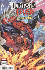 Typhoid Fever Spider-Man (2018) #1C