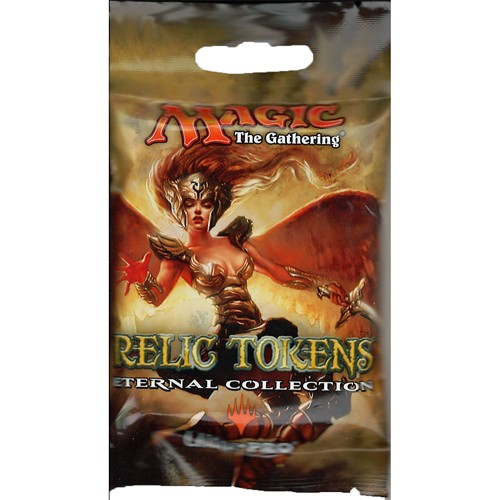 MTG Relic Token - Eternal Collection