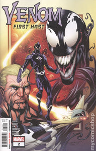 Venom First Host (2018 Marvel) #2A