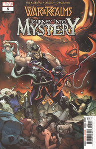 War of the Realms Journey Into Mystery (2019 Marvel) #5A