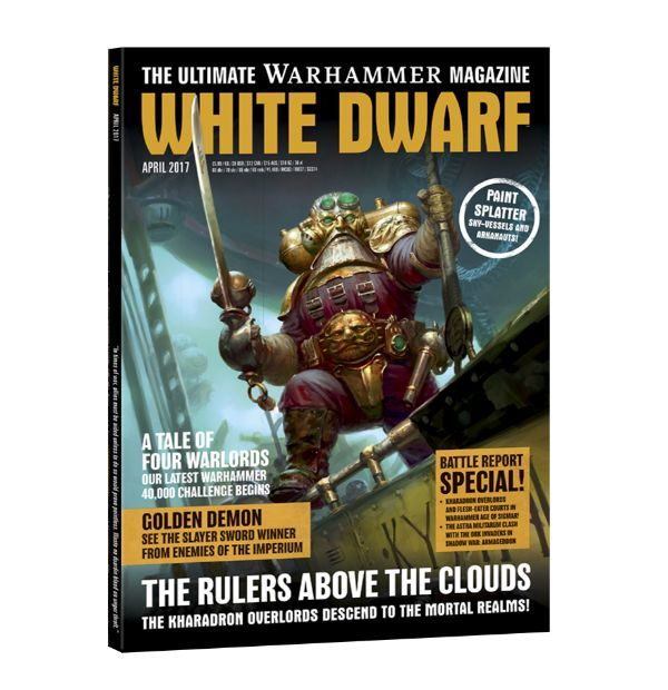 White Dwarf April 2017