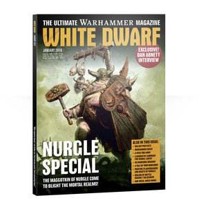 White Dwarf January 2018