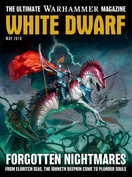 White Dwarf May 2018