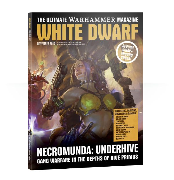 White Dwarf November 2017