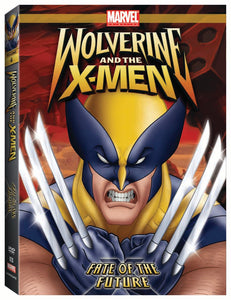 Wolverine and the X-Men Fate of the Future (DVD)