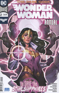 Wonder Woman (2016 5th Series) Annual #2