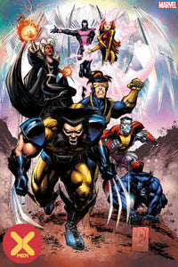 X-MEN #1 PORTACIO VAR DX