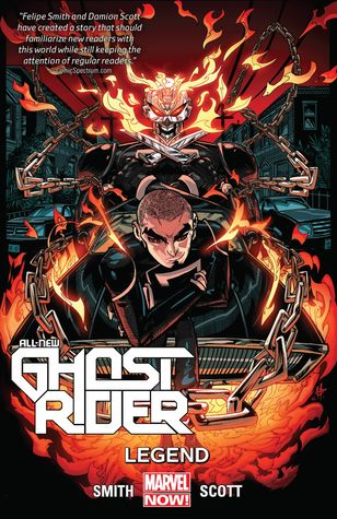 All New Ghost Rider Vol. 2: Legend