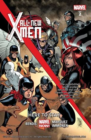 All New X-Men Vol. 2: Here to Stay