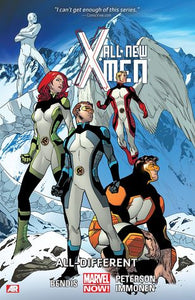 All New X-Men Vol. 4: All-different