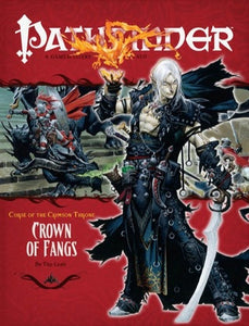"Pathfinder Adventure #12 ""Curse of the Crimson Throne: Crown of Fangs"" by Tito Leati"