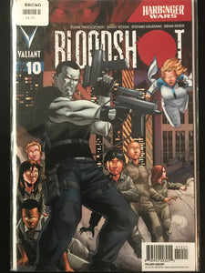 Bloodshot and Hard Corps (2012 3rd Series) #10B