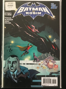 Batman and Robin (2011 2nd Series) #39A