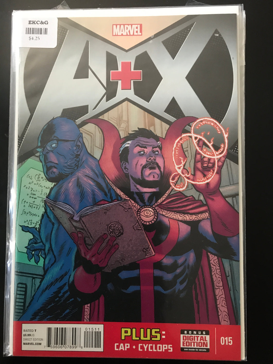 A Plus X (2012 Marvel Now) #15