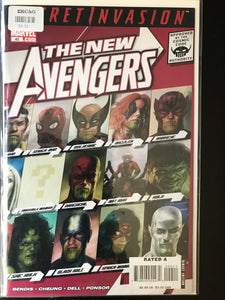 New Avengers (2005 1st Series) #42