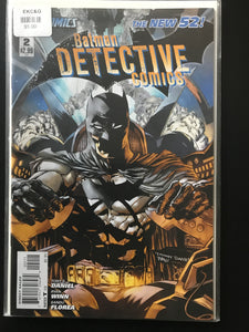 Detective Comics (2011 2nd Series) #2
