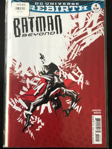 Batman Beyond (2016) #4B