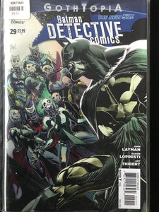 Detective Comics (2011 2nd Series) #29A