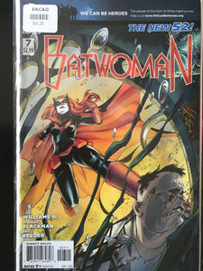Batwoman (2011 2nd Series) #7A