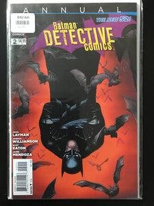 Detective Comics (2011 2nd Series) Annual #2