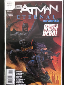 Batman Eternal (2014) #42