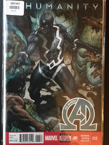 New Avengers (2013 3rd Series) #13A