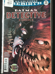 Detective Comics (2016 3rd Series) #936A (Rebirth)