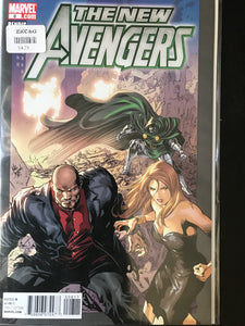 New Avengers (2010 2nd Series) #8
