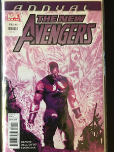 New Avengers (2010 2nd Series) Annual #1A