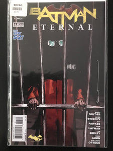Batman Eternal (2014) #13