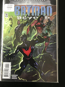 Batman Beyond (2015 5th Series) #10A