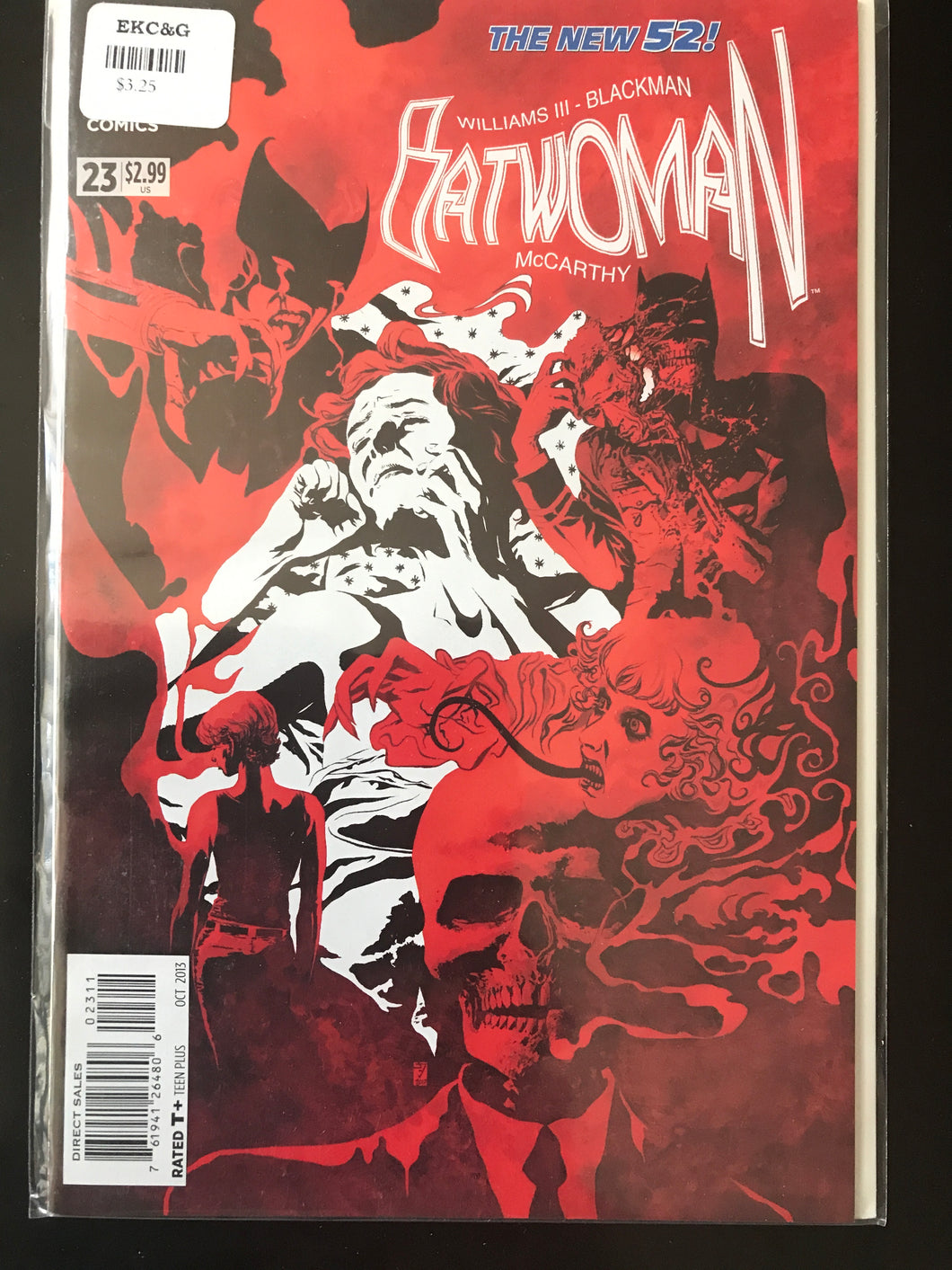 Batwoman (2011 2nd Series) #23A