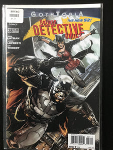 Detective Comics (2011 2nd Series) #28A