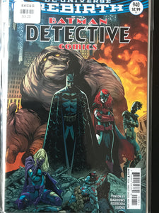 Detective Comics (2016 3rd Series) #940A (Rebirth)