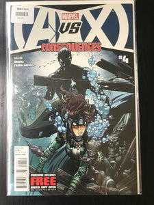 AvX Consequences (2012 Marvel) #4A