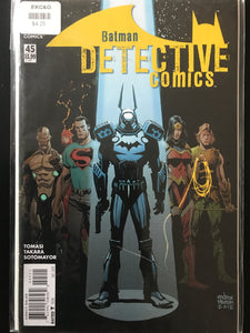 Detective Comics (2011 2nd Series) #45A