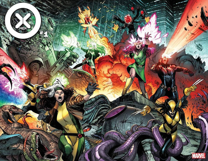 X-Men #1 PRESALE (4 Covers) Package A 20% OFF