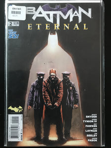 Batman Eternal (2014) #2