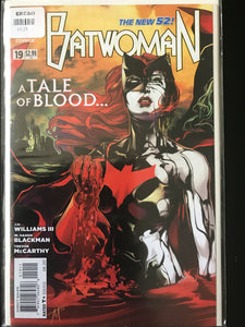 Batwoman (2011 2nd Series) #19A