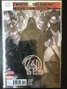New Avengers (2013 3rd Series) #31A