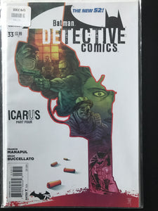 Detective Comics (2011 2nd Series) #33A