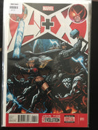 A Plus X (2012 Marvel Now) #11