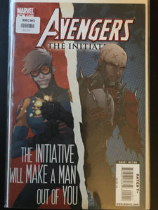 Avengers The Initiative (2007-2010 Marvel) #29A