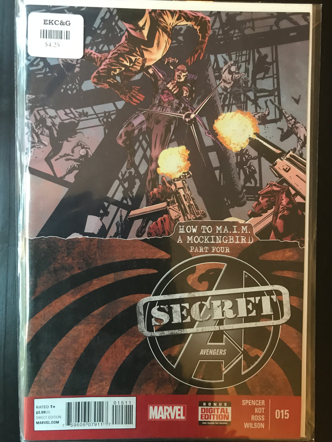Secret Avengers (2013 2nd Series) #15